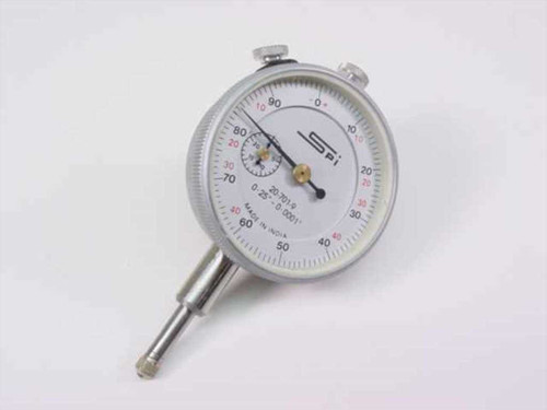 SPI Indicator .25 Inch - .0001 Inch 20-701-9