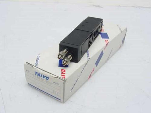 Taiyo Hydraulic Pneumatic Block USR540-MXF