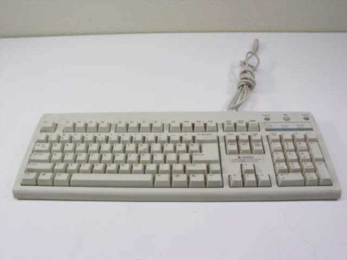 BTC 105-Key PS/2 Keyboard (5121W)