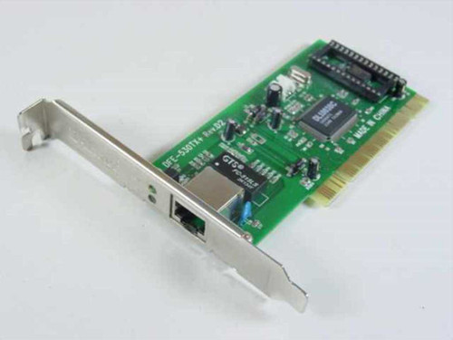 Realtek 10/100 Fast Ethernet Desktop PCI Adapter DFE-530TX