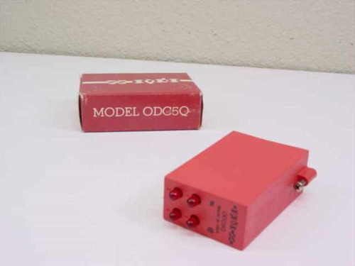 OPTO 22 4-channel Dc Output 5-60 VDC, 5 VDC LogicODC5AQ (ODC5Q)