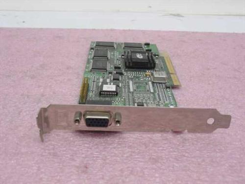 ATI AGP Video Card Rage128 32MB (109-61300-00)