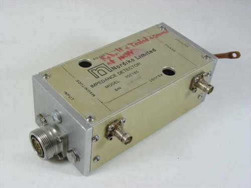 Nordiko Limited Impedance Detector 102185