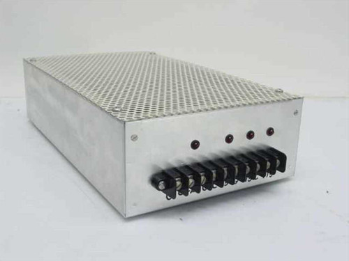 Generic Custom Power Supply INPUT 115 Volt AC OUTPUT +5, ± 15, +24 Volt DC