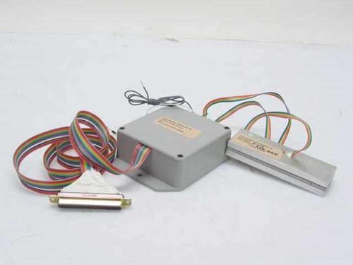 Total Accuracy Transducers Transducer 2mN Load Range 200 GMF Safe Overrange LUSL