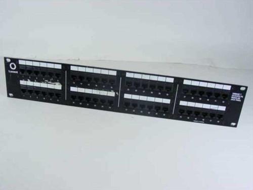 Lucent Modular Jack Panel 2512CAT5 PS