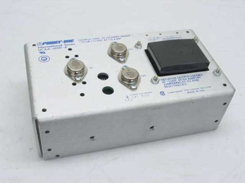 Power One Component Type Custom Rectifier Power Supply (HCAA-60W-A)
