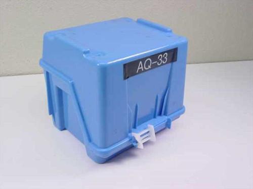 "Fluoroware Robox 6"" Ultra Pack Silicon Wafer Shipping Container No Lock E124-60"