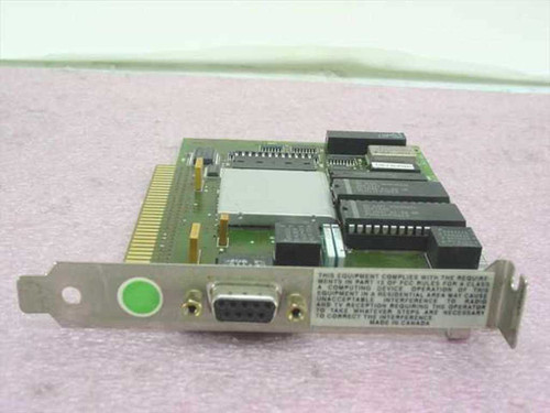 IBM ISA 8-Bit Token Ring NIC Network Card 39F8486