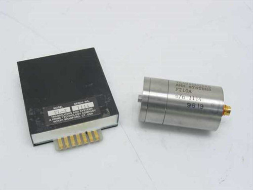 Transducers and Systems LDVT Transducer and Module Set FT10A EL-2