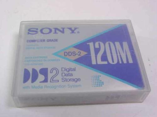 Sony Digital Data Storage DDS-2 Tape Cartridge (DGD120MA)