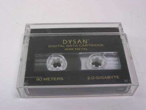DYSAN Digital Data Storage 4mm Metal (2.0 GB)