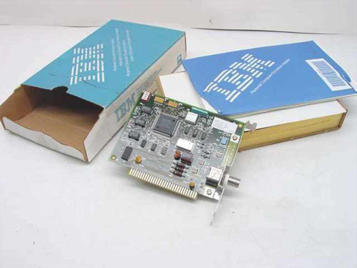 IBM ISA 3270 Emulation Card - In Original Box (53F4634)