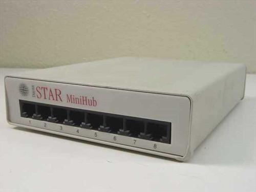 Dayna Star mini hub 8 ports DH0801