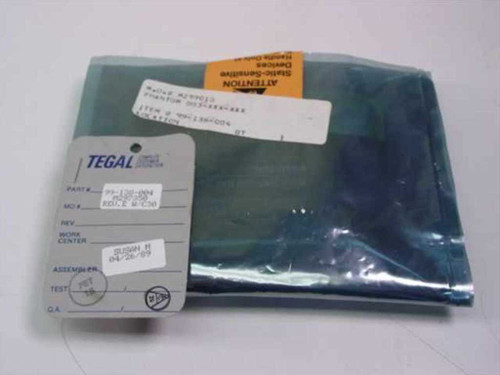 Tegal 903e Tempurature Monitor Control Board TMC-4 99-138-004 M297350