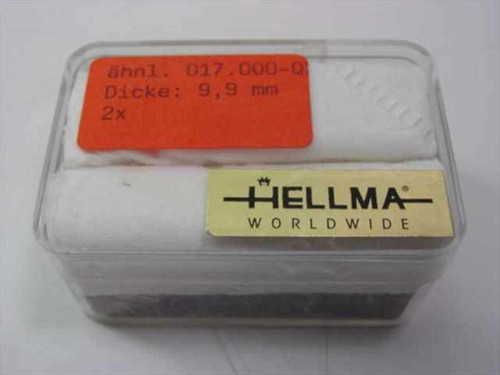 Hellma synthetic Quartz QX 0.990