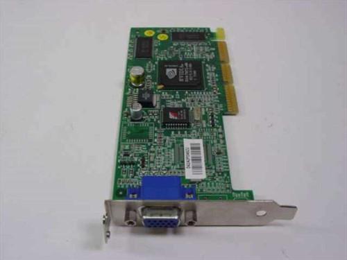 Compaq VGA Card EVO D Series - Vidia D42A2P0A8ZU AGP (239920-001)