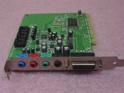 Creative Labs Sound Card PCI (CT4740)
