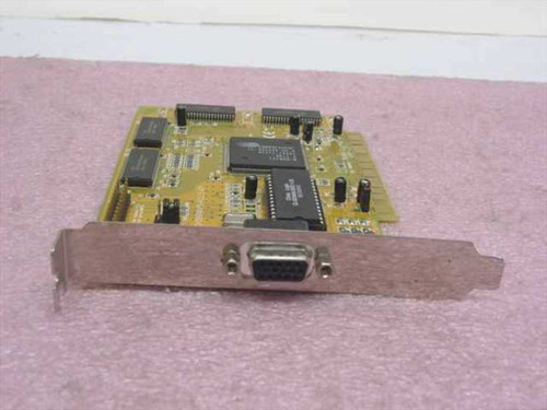 Cirrus Logic Video Card - PCI (MVGA-CL5446P)