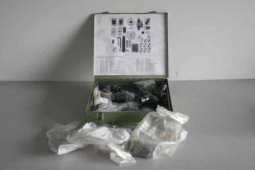 Dupont Case with Customer Spare Parts Kit (DP26C Processor)