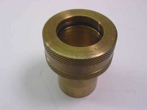 MDC Brass Coupling with O-ring seal
