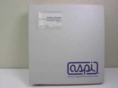 ASPI Instruction Manual Release 1.0 Vortex System