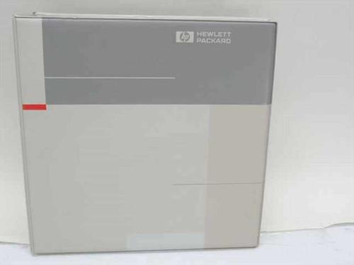 HP HP E4418B/E4419B Power Meters Programming Guide (E4418-90029)