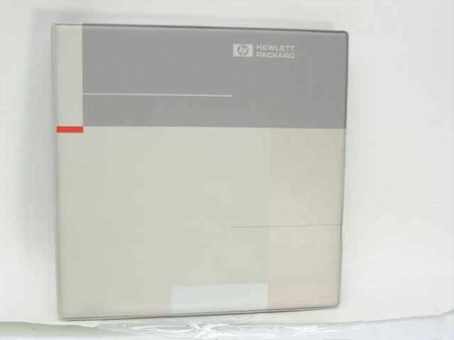 HP E4418B Power Meters User's Guide (E4418-90032)