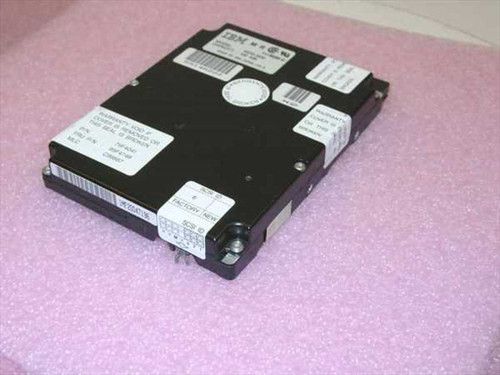 "IBM 100MB 3.5"" SCSI HDD WDS-3100 95F4748"