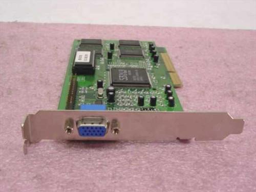 S3 TRIO 3D, 4 MB AGP NDA3BB
