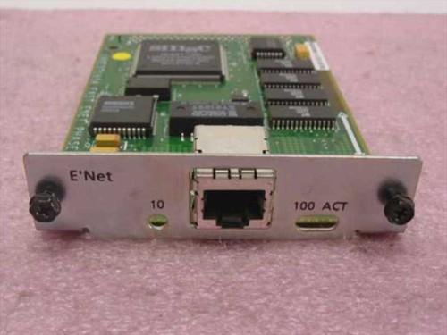 Xerox N32/N40 10Baset Ethernet PWB (140E37161A)