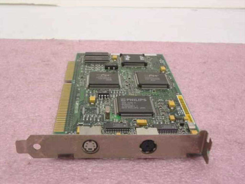 Intel Video Capture Board 16 Bit ISA ProShare 200 Video System (635070-003)