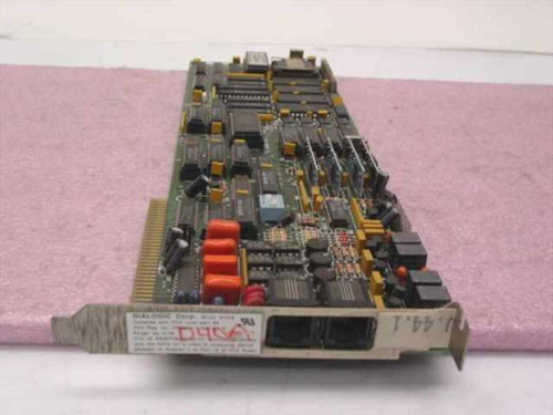 Dialogic Modem Card 300-0010 Ver. 56 D204278