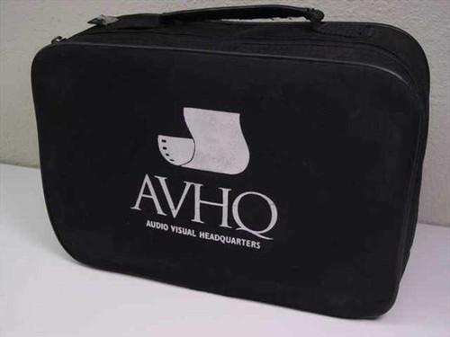 Audio Visual Headquarters Camera Case (Black)