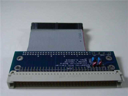GNP PDSi Narrow SCSI Carrier Transition Board (1-502128)
