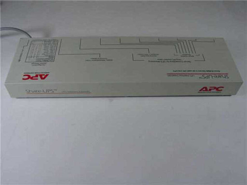 APC American Power Conversion UPS Interface Expander Share UPS - No Battery