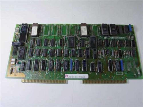 Data Products Processor Board (260753-006)