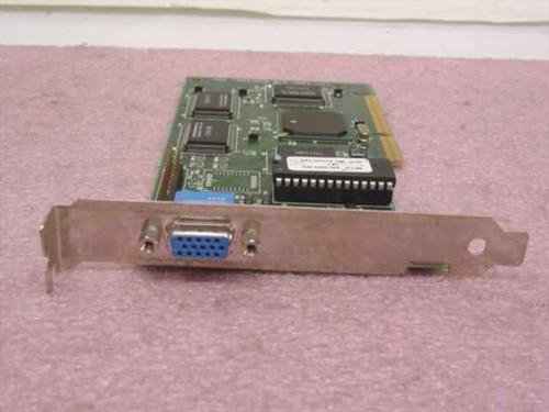 Dell STB Velocity Riva 128 AGP Video Card (1394C)