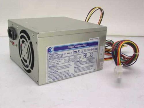 Enlight Corporation 235 W ATX POWER SUPPLY (HPC-235-101 REV. C)