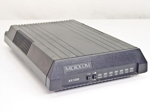 Microcom External Modem (AX1200)