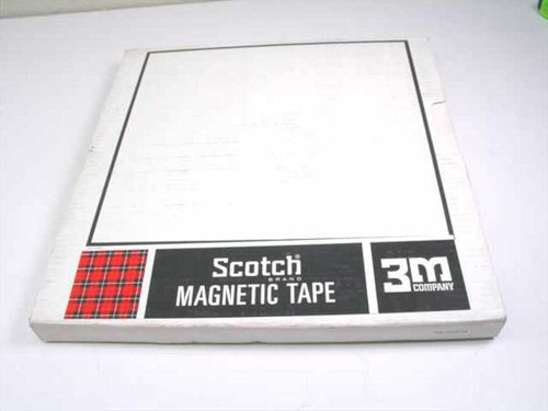 Scotch 591 1/2 inch by 9200 Magnetic Tape