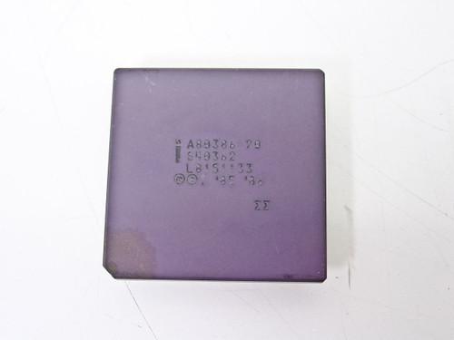 Intel i386 386 20Mhz Processor (A80386-20)