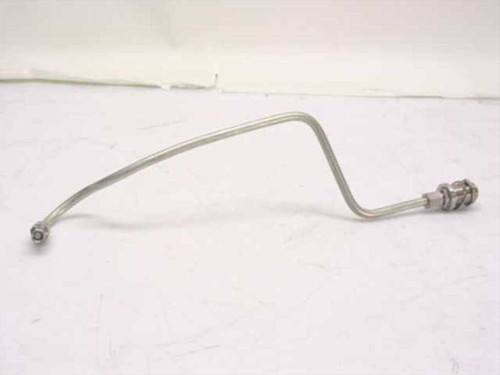Semi Rigid Cable Assemblies : Stainless steel connectors quot semi rigid coax cable w