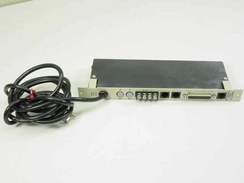 Adtran Smart 16 AC Rear Panel (DDS12004AA)