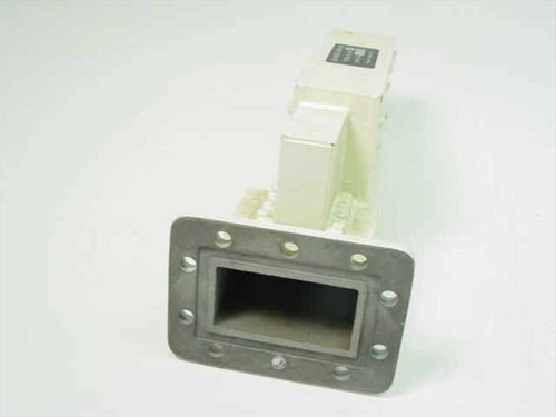 Scientific Atlanta 300-2 Low Noise Waveguide Amplifier E-Band WR-229 3.3~4.9 GHz