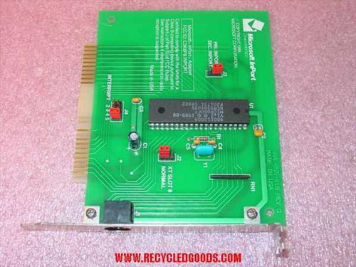 Microsoft InPort 8-bit BUS Mouse Card 900-255-018 Rev G
