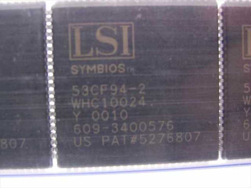 LSI Symbios SCSI I/O Controller - PLCC Package 53CF94-2