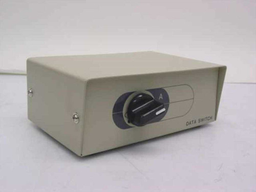 Generic 25 Pin 2 way Data Transfer Switch (2 way switch)