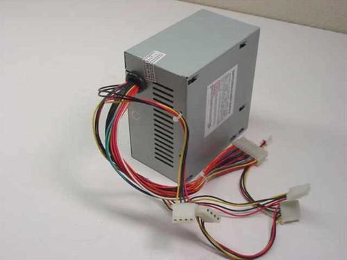 Generic 250 W ATX Power supply w/ ATX Connector (250 Watt)