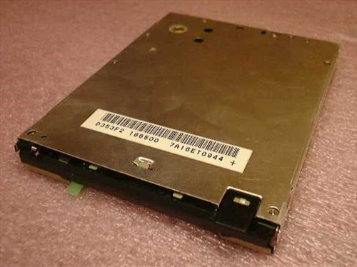 Mitsumi Laptop FDD 1.44 1/4h Notebook Floppy Drive (D353F2)